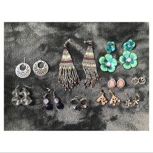 Earrings Bundle!!! (40 Pairs)